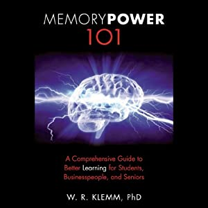 Memory Power 101 Audiobook