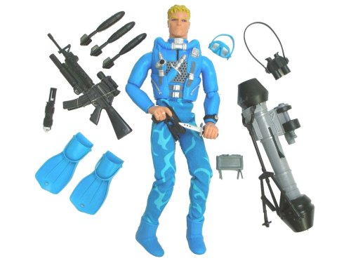 Buy Low Price Lanard Ultra Corps Figure with Deluxe Accessories – S.U.B. (B000HEB8Y6)