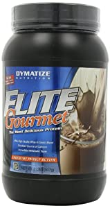 Dymatize Nutrition Gourmet Elite, Chocolate Peanut Butter, 2-Pound