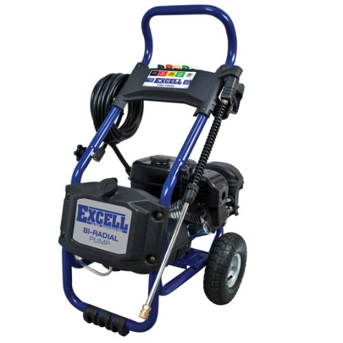 Excell PWZ0142700.01 2,700 PSI 2.3 GPM 179cc Gas Powered Pressure Washer