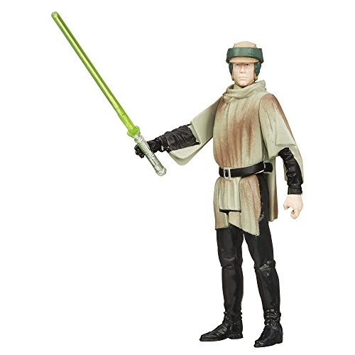 Star Wars Saga Legends Luke Skywalker (Endor) Figure
