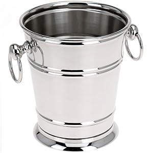 BBTradesales Wine Cooler Brass Nickel