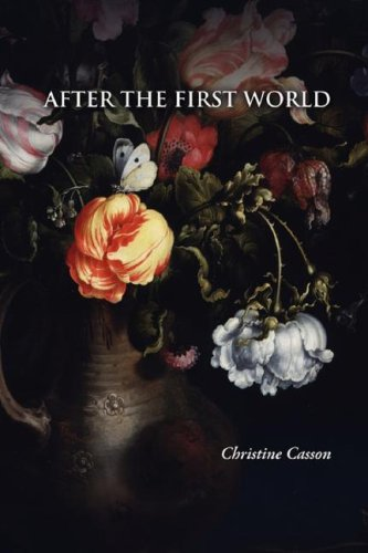 After The First World, CHRISTINE CASSON