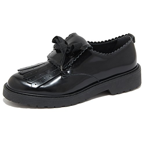 6307N mocassino TWIN-SET scarpe donna loafer shoes women nero [35]
