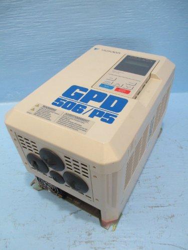 Magnetek Yaskawa 10 Hp Cimr-P5M45P5 Ac Vs Drive 460V Gpd/P5 Gpd506V-B014 14.8 A