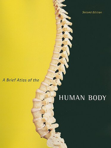 A Brief Atlas of the Human Body [Spiral-bound]