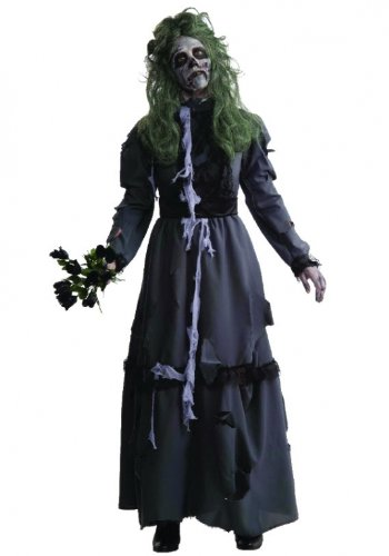 Forum Novelties Women's Zombie Lady Costume