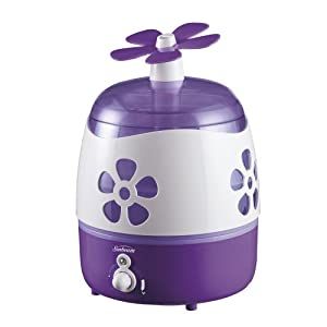 Sunbeam for Kids Flower Humidifier
