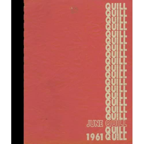 (Reprint) 1951 Yearbook: East High School, Des Moines, Iowa East High School 1951 Yearbook Staff