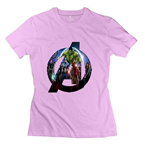 Yisw Women's The Avengers Age Of Ultron T-Shirt Unique