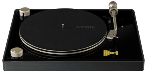 TDK Life on Record 77000015378 USB Belt Drive Turntable
