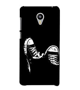 EPICCASE Sneakers Mobile Back Case Cover For Meizu M2 (Designer Case)