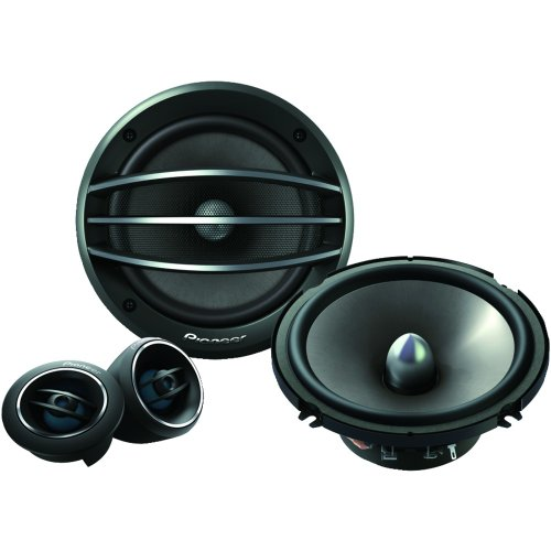 "6.5"" Component Set Speakers (Catalog Category: Car Stereo Speakers / Mobile Audio, Video & Accessories)"