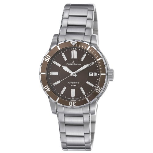 Mens Watches MAURICE LACROIX M. LACROIX MIROS DIVER AUTOMATIQUE MI6028-SS072-730