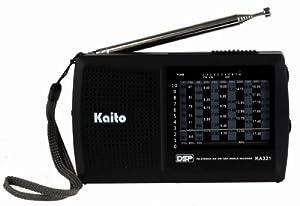 Kaito KA321 Pocket-size 10-Band AM/FM Shortwave Radio