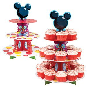 Wilton Cupcake Stand - Mickey Mouse