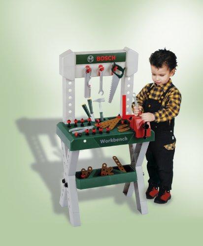 Banco da lavoro bosch giocattolo