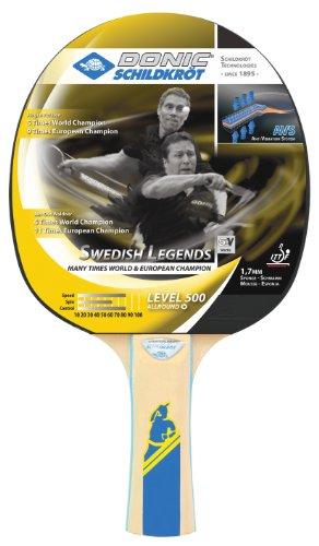 Donic Schildkröt Tischtennis-Schläger Swedish Legends 500