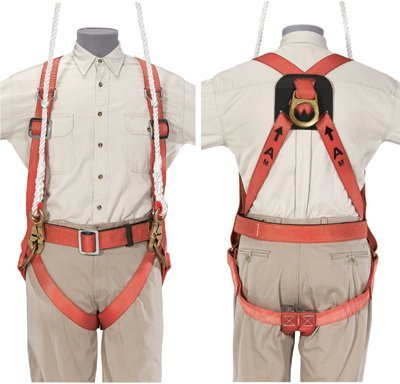 Klein 87012 Fall-Arrest/Suspension Harness front-518879