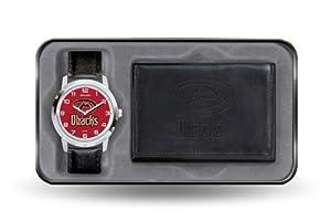 Arizona Diamondbacks Watch and Wallet Gift Set by Sparo