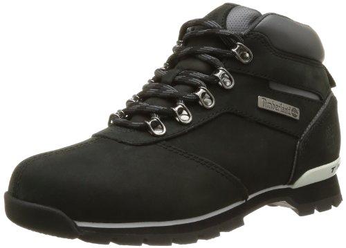 Timberland Men's Splitrock 2 Hiker Trainers Black Noir (Black) 6 (40 EU)