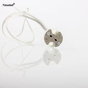 YKS E14 to E27 Extend Base LED CFL Light Bulb Lamp Adapter Converter Screw Socket by Focusled