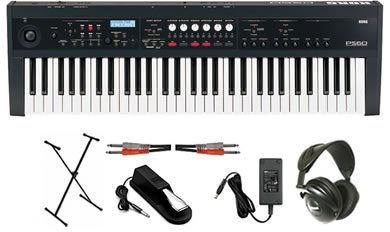 Synthesizers Workstations Online: Korg PS60 61-Key Portable