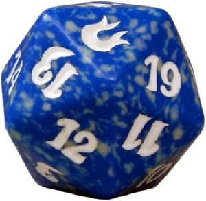 MTG Spindown D20 Life Counter - Born of
