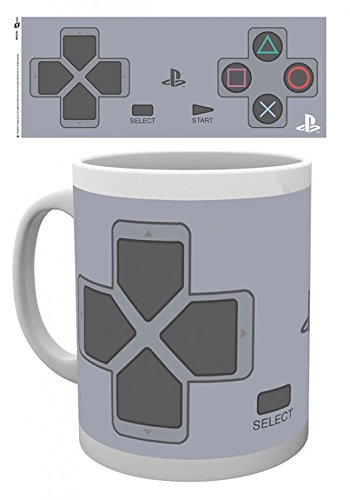Gaming - Playstation, Full Control Tazza Da Caffè Mug (9 x 8cm)