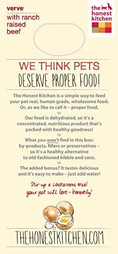 The Honest Kitchen Verve: Beef & Whole Grain Dog Food, 10 lb_Image4