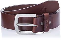Covo Brusciato Leather Men's Casual Belt (BJ40PA40234)