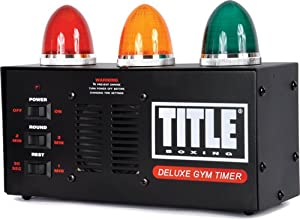 Buy TITLE Boxing Deluxe Gym Timer by Title Boxing