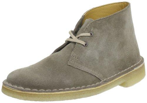 Clarks Desert Boot Desert Boots Womens Green Grün (Pale Green) Size: 7 (41 EU)