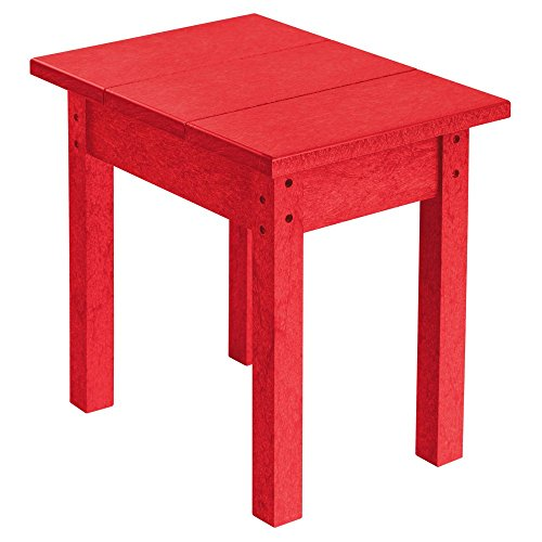 CR Plastic Generations Small Side Table  DealTrend -> Petite Table Plastique