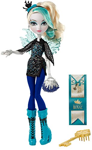 Ever After High - Faybelle Thorn Puppe