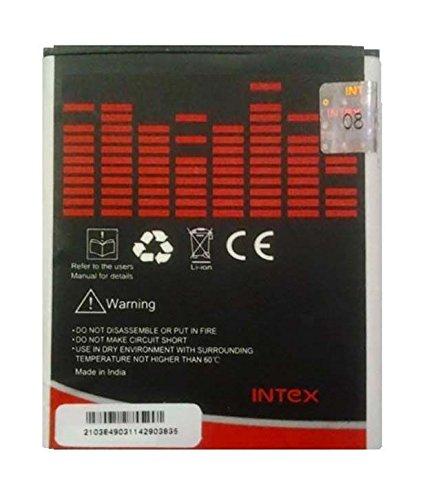 Intex 2000mAh Battery (For Aqua Curve/ i5)