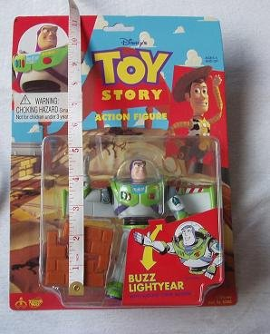 Toy Story Buzz Lightyear with Karate Chop Action (Buzz Aroma compare prices)