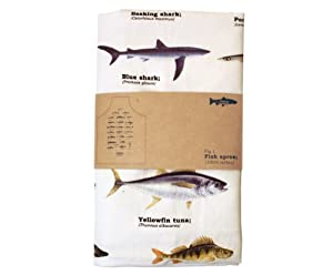 Ecologie Multi Fish Apron by Gift Republic