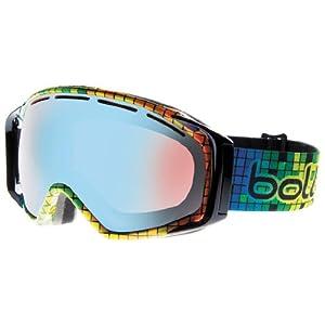 Bolle Gravity Ski Goggles - Black Mosaic, Medium
