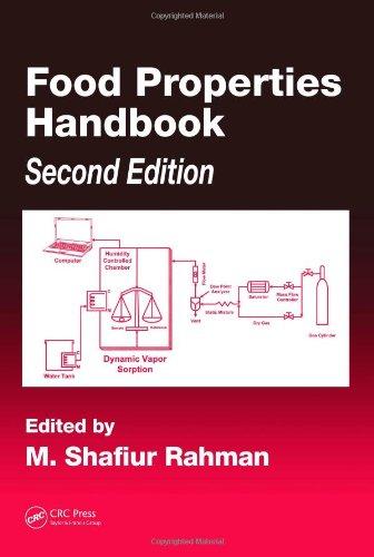 Food Properties Handbook, Second Edition (Contemporary Food Science)
