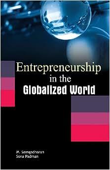 Entrepreneurship In The Globalized World