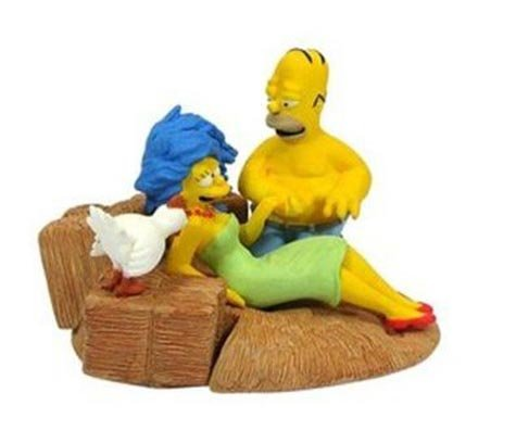 the-simpsons-bust-ups-valentine-series-5-marge-and-homer