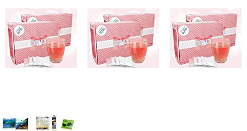 3 Packs Of Colly Collagen 6000Mg. Strawberry Flavor (6 Box = 180 Sachets) Fish Collagen (Free!! Colly Collagen 6000Mg 1 Box...