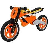 Hondee Wooden Motorbike Balance Bike
