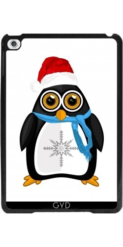coque-pour-apple-ipad-mini-4-noel-pingouin-by-adamzworld