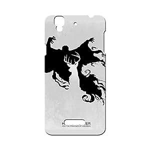 BLUEDIO Designer Printed Back case cover for Micromax Yu Yureka - G2987