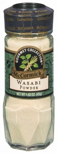 McCormick Gourmet Collection Wasabi Powder - 3 Pack