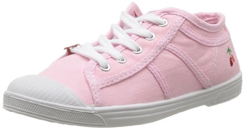 Le Temps des Cerises Girls' Basic 02 Junior Trainers Pink Rose (Guimauve) 35