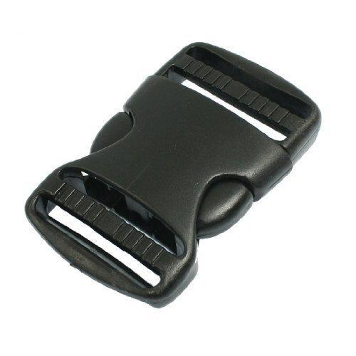 1-1-2-replacement-belt-connecting-black-plastic-quick-release-buckle