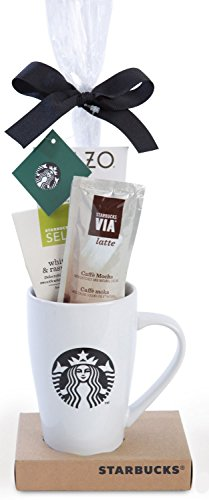 Starbucks Sips of Joy Holiday Coffee Mug Gift Set